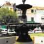 Fontaine aux Tritons - Place Mgr Roméro - Fort-de-France - Martinique - Image3