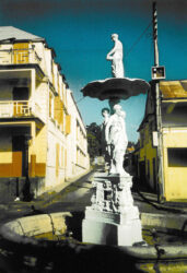 Fontaine des Trois-Grâces – Place des Carmes – Basse-Terre – Guadeloupe