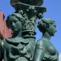 Fontaine des Trois-Grâces - Place des Carmes - Basse-Terre - Guadeloupe - Image4