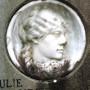Tombe de Max Claudet - Cimetière - Salins-les-Bains - Image4