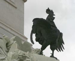 Coq gaulois – Monument aux Girondins – Bordeaux