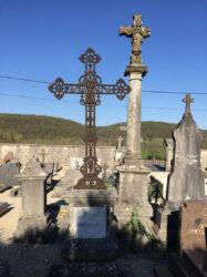 Croix – Cimetière – Breuil-sur-Marne