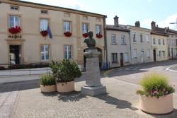 Monument à Jules Liégeois – Damvillers (remplacé)