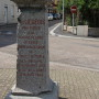 Monument à Jules Liégeois - Damvillers (remplacé) - Image1