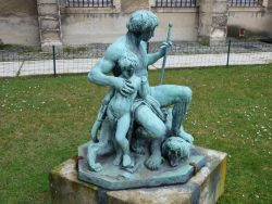 L'Ordre – Jardin du Musée des Beaux-Arts – Reims