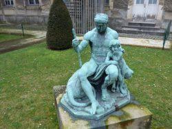 La Force – Jardin du Musée des Beaux-Arts – Reims