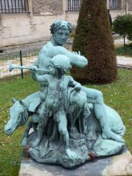 La Guerre – Jardin du Musée des Beaux-Arts – Reims