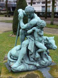 La Paix – Jardin du Musée des Beaux-Arts – Reims