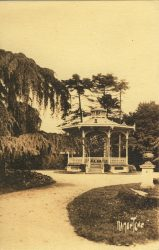 Kiosque à musique – Jardin Dumaine – Luçon