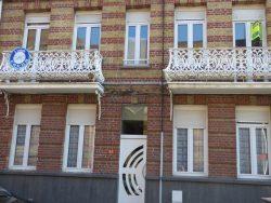 Balcons – 43 Rue de Flandre – Dunkerque (Malo-les-Bains)