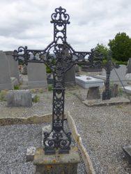 Croix funéraire – cimetière – Marbaix (4)