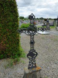 Croix funéraires (5) – cimetière – Marbaix (9)