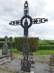 Croix funéraire – cimetière – Marbaix (6)