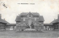 Monument à Emile Dubois – Marchiennes (disparu)