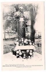 Monument à Deluns-Montaud – Allemans-du-Dropt (fondu) (remplacé)