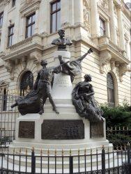 Monument Eugène Carada – Bucarest