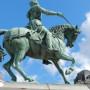 Monument à Jeanne d'Arc - Orléans - Image8
