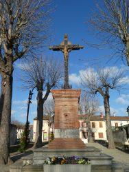 Christ – Route nationale – Villenouvelle