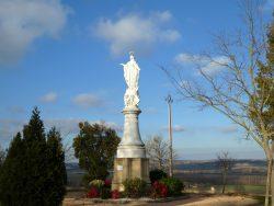 Vierge de Rome – La Côte de Negra – Montesquieu-Lauragais