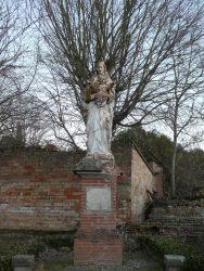 Vierge – Route de Donneville – Montlaur