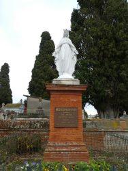 Vierge immaculée – Place du Fort – Labarthe-sur-Lèze
