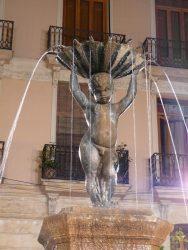Fuente del Negrito  – Valencia (détruit) (remplacé)