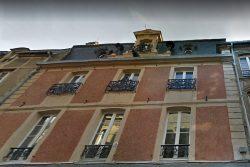 Fontaines et tête de loup – Rue Saint-Martin – Bayeux