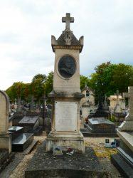 Tombe Félix Toupry – Cimetière de l'Ouest – Châlons-en-Champagne