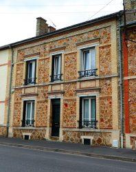Balcons de croisées – Rue Chevalier – Châlons-en-Champagne