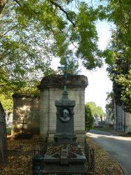 Tombe Philippe Honoré Deglaire – Cimetière du nord – Reims