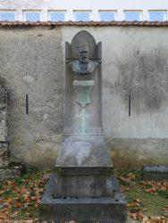 Tombe d'Étienne Robert – Cimetière du nord – Reims