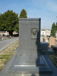 Tombe Adrien Sénéchal – Cimetière du Nord – Reims