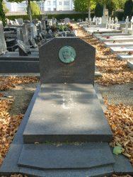Tombe Léopold Leduc – Cimetière de l'Est – Reims