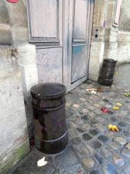 Bornes de protection- Hôtel de Rohan – Archives nationales Paris (75004)