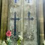 Portes de chapelles sépulcrales  - Division 54 - Cimetière du Père Lachaise - Paris (75020) - Image26