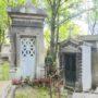 Portes de chapelles sépulcrales  - Division 54 - Cimetière du Père Lachaise - Paris (75020) - Image27