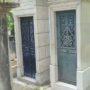 Portes de chapelles sépulcrales  - Division 54 - Cimetière du Père Lachaise - Paris (75020) - Image28