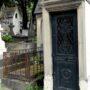 Portes de chapelles sépulcrales (1)  - Division 70 - Cimetière du Père Lachaise - Paris (75020) - Image24
