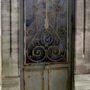 Portes de chapelles sépulcrales (1)  - Division 70 - Cimetière du Père Lachaise - Paris (75020) - Image30