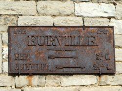 Plaque de cocher – Grande Rue – Eurville-Bienville
