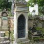 Portes de chapelles sépulcrales  - Division 18 - Cimetière du Père Lachaise - Paris (75020) - Image20