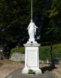 Vierge – Passage Duc Henri II – Plombières-les-Bains