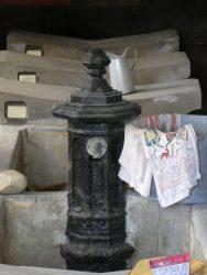 Borne-fontaine – Rue Liétard – Plombières-les-Bains