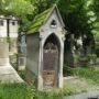 Portes de chapelles sépulcrales - Division 17 - Cimetière du Père Lachaise - Paris (75020) - Image21