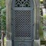 Portes de chapelles sépulcrales - Division 17 - Cimetière du Père Lachaise - Paris (75020) - Image25