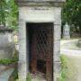 Portes de chapelles sépulcrales - Division 19 - Cimetière du Père Lachaise - Paris (75020) - Image20