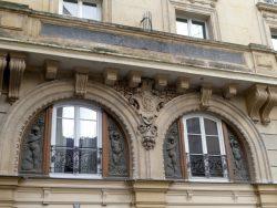 Putti  (4) Fonderie Lehmann  – rue Saint-Maur – Paris (75011)