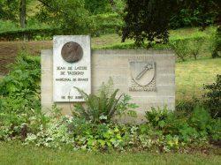Monument à Jean de Lattre de Tassigny – Avenue Gambetta – Laon