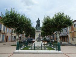Monument aux morts – Place du Souvenir – Villemur-sur-Tarn