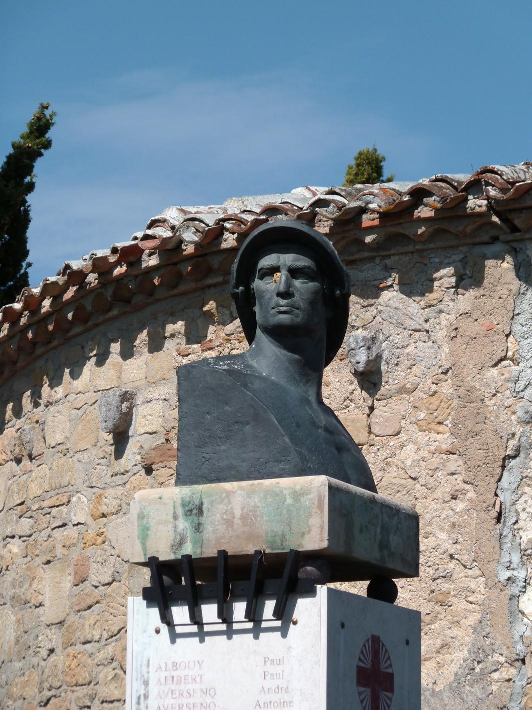 Monument aux morts - Route de Toulouse - Saint-Félix-Lauragais - Image3